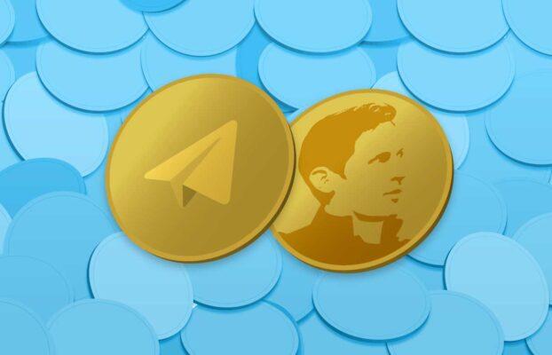 رمز ارز تلگرام